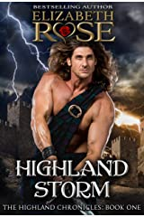 Highland Storm (The Highland Chronicles Book 1) Kindle Edition