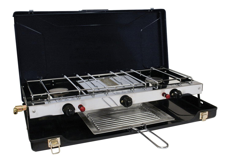 Highlander Kompakte Kochplatte / Grill