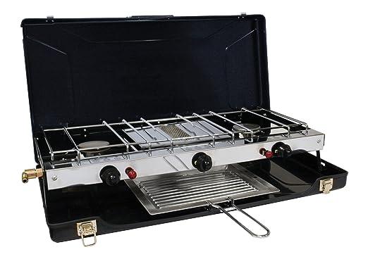 Amos ciminiera di accensione pieghevole per bbq griglia barbecue a