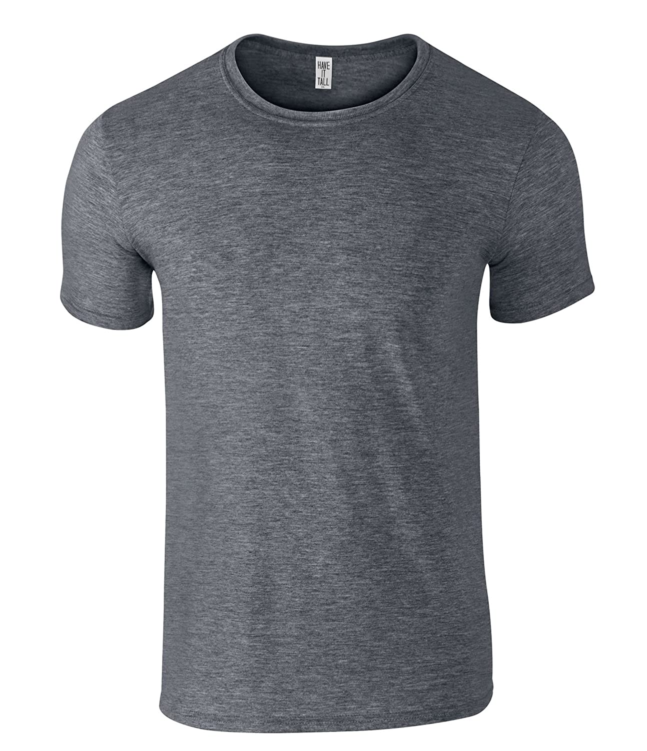 0ff976e95 Have It Tall Men's Tall T Shirt Soft Blend Fabric | Amazon.com