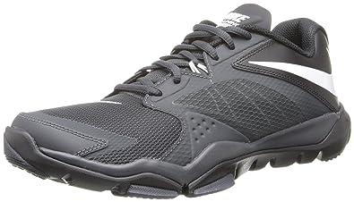 Nike Men's Flex Supreme Tr 3 Anthracite/White/Black Running Shoe 7.5 Men US