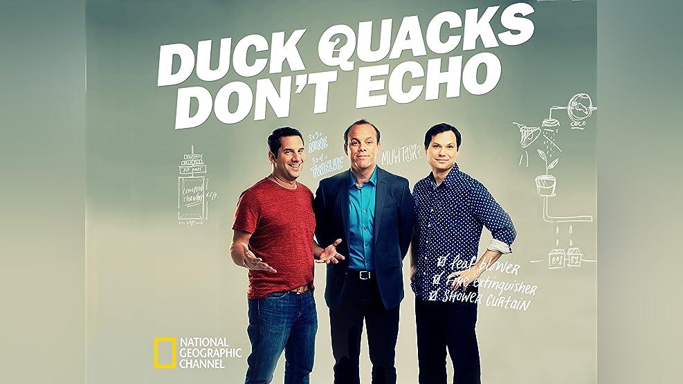 Duck Quacks Don't Echo Season 1