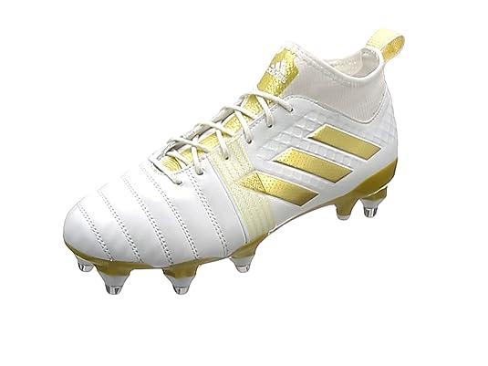 bace514c adidas Kakari X Kevlar, Zapatillas de Rugby para Hombre, Azul (Reauni/Negbas