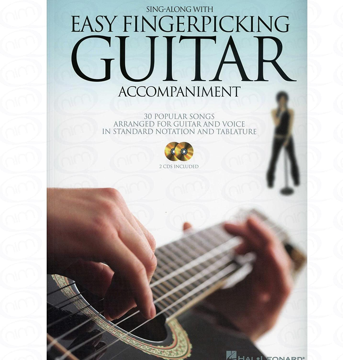 Sing Along with Easy Fingerpicking Guitar Accompaniment ...