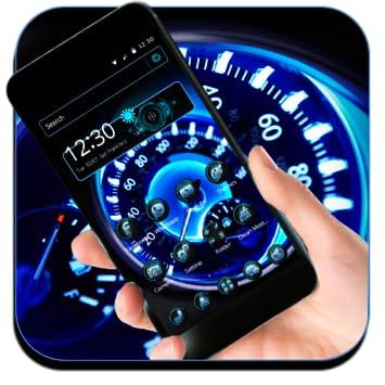 Amazon Com Futuristic Speedometer Theme Live Wallpaper