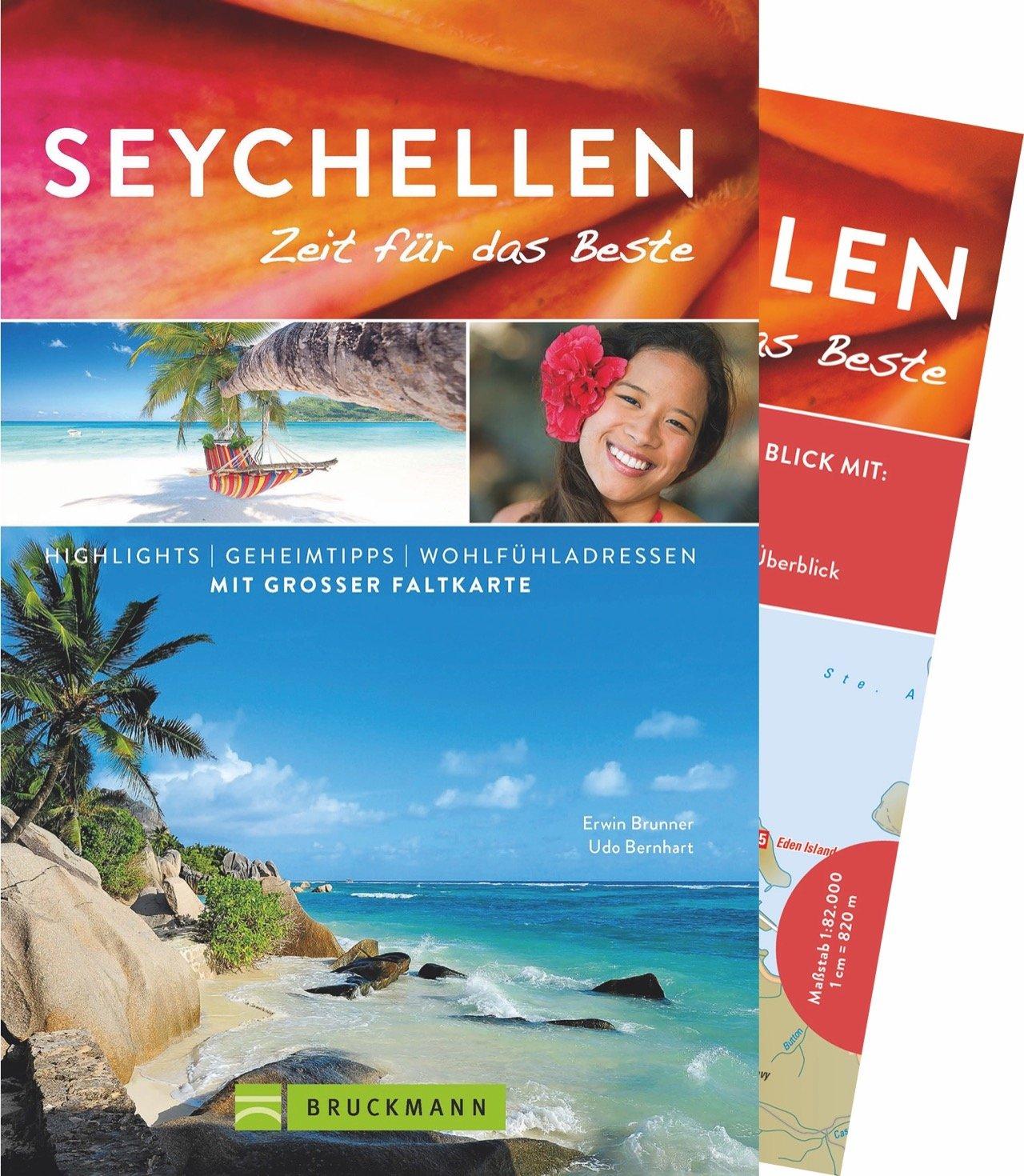 bruckmann-reisefhrer-seychellen-zeit-fr-das-beste-highlights-geheimtipps-wohlfhladressen-inklusive-faltkarte-zum-herausnehmen-neu-2018