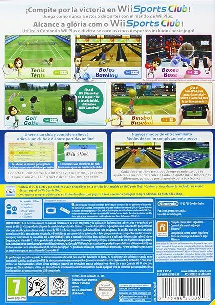 Sports Club: Amazon.es: Videojuegos