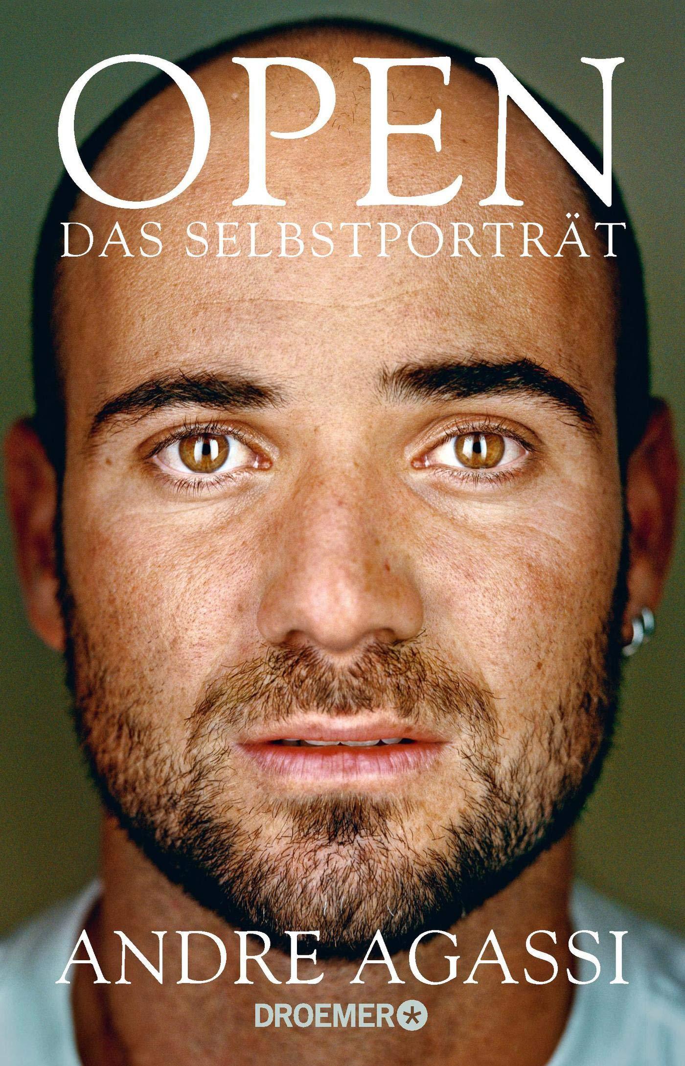Open: Das Selbstportrt: Amazon.es: Agassi, Andre, Breuer, Charlotte, Mllemann, Norbert: Libros en idiomas extranjeros