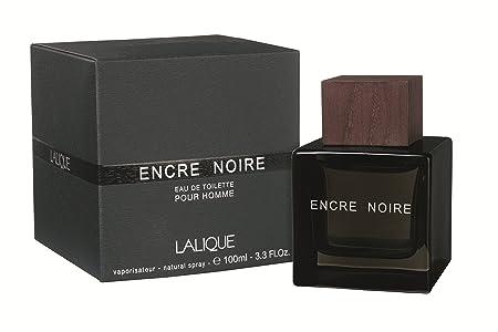 Amazon.com   Lalique Encre Noire Pour Homme EDT Spray, 3.3 oz   Eau De  Toilettes   Beauty 92e4555a429