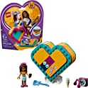 LEGO Friends Andreas Heart Box 41354 Building Kit (84 Piece)