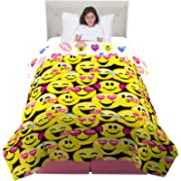 Franco Kids Bedding Super Soft Comforter, Twin Size 64€ x 86€, Emojination