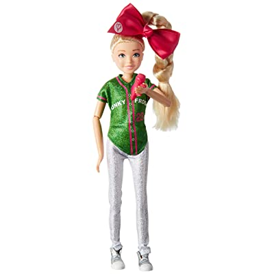 JoJo Siwa Singing Doll Plays JoJo's Hit Song High Top Shoes Girl Toy: Toys & Games