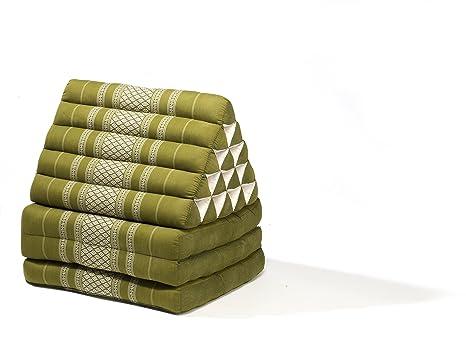 Amazon.com: Tumbona My Zen Home de piso, Verde salvia ...