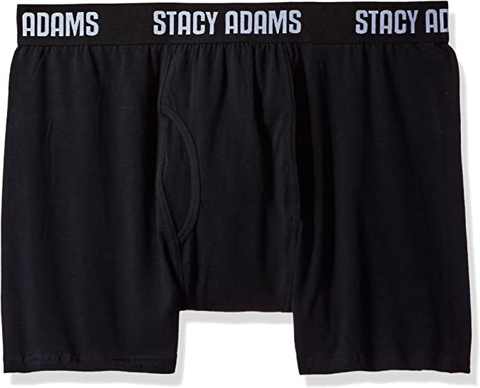Big Sizes STACY ADAMS Mens Tall 4pack Cotton Brief