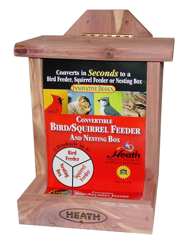 Heath Outdoor Products Cbf298 Combo Feeder/Nest Box