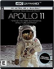 Apollo 11 [4K Ultra HD Region Free Art Cards]