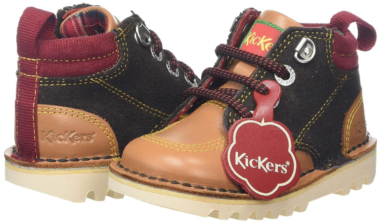 Botas para Beb/és Kickers Kick Hi Winterized