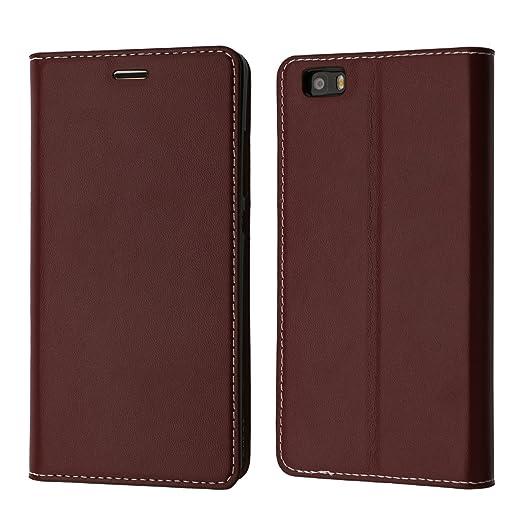 3 opinioni per Custodia Huawei P8 Lite, Mobest Custodia Portafoglio Huawei P8 Lite, Custodia in