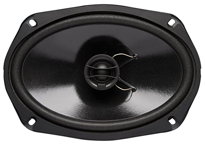 Amazon Powerbass S 6902T 6 X 9 Thin Mount Coaxial OEM Speakers