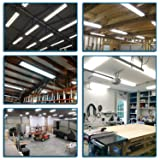 Linkable LED Utility Shop Light 4ft 4800 Lumens