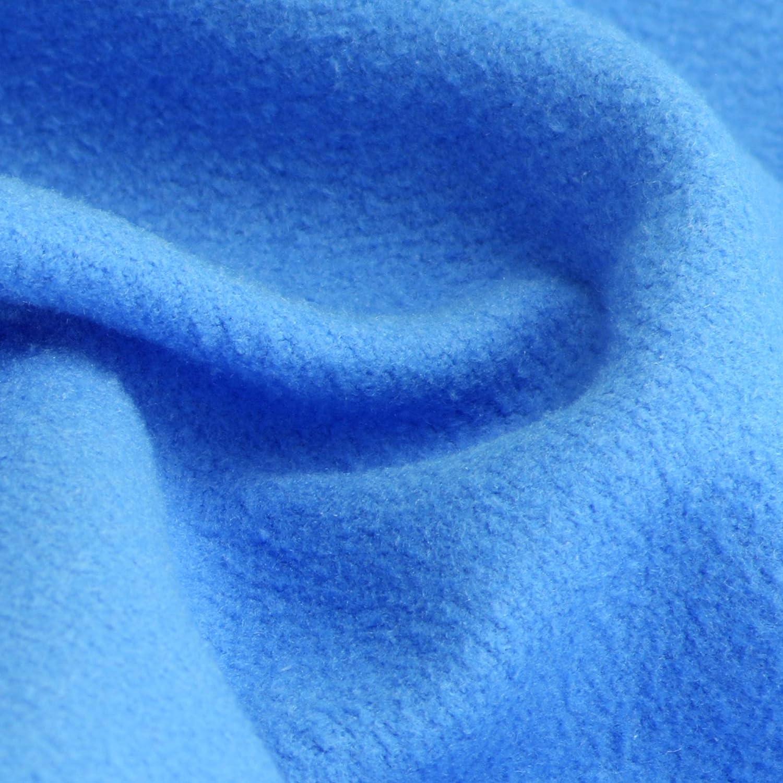 Quick Drying Microfiber Towel Edizione: Regno Unito 50x30cm Lightweight Home /& Gym M/&W Blue Small