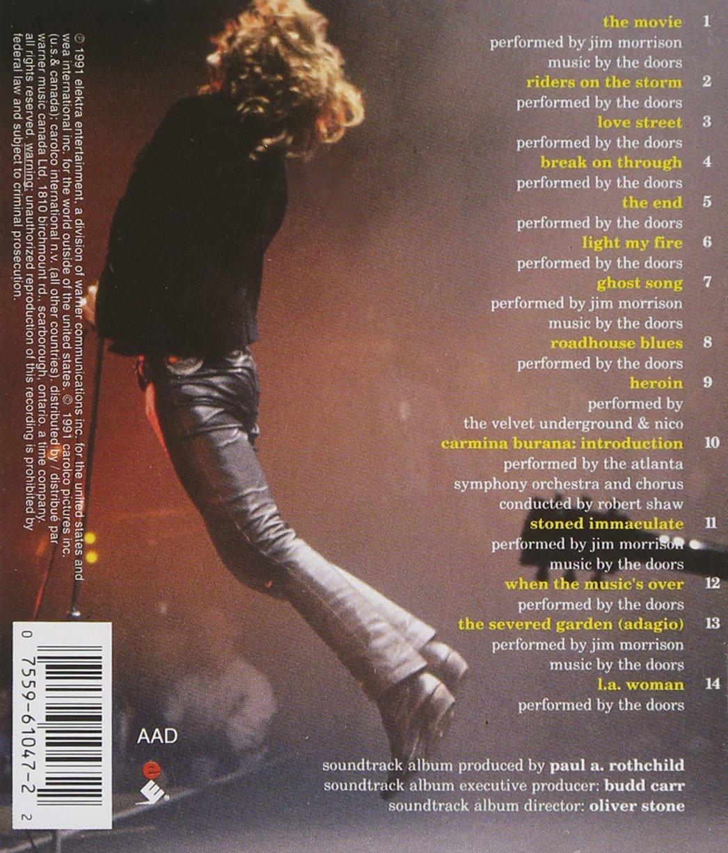& The Doors - The Doors Original Soundtrack Recording - Amazon.com Music