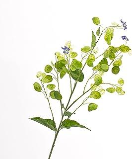 artplants–Ramo di Betulla Artificiale in Fiore, 95cm–Ramo Decorativa/Pianta Artificiale