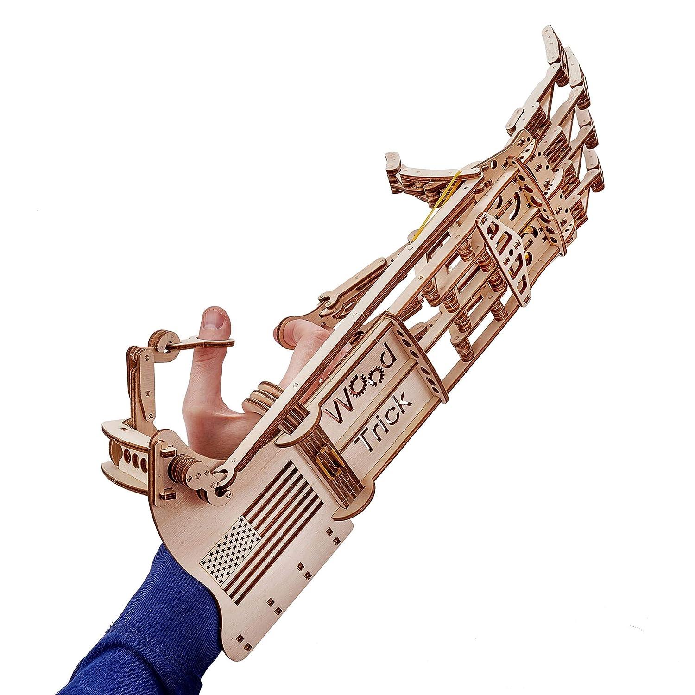 HAND WOOD TRICK TRICK - 3D Mechanical Wooden model B06W2KJJM8 WOOD for Self Assembly B06W2KJJM8, 玉子屋やまたか:c1e066b3 --- m2cweb.com