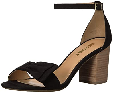 a7298e246f8 Report Women s Pearlina Dress Sandal Black 6.5 ...