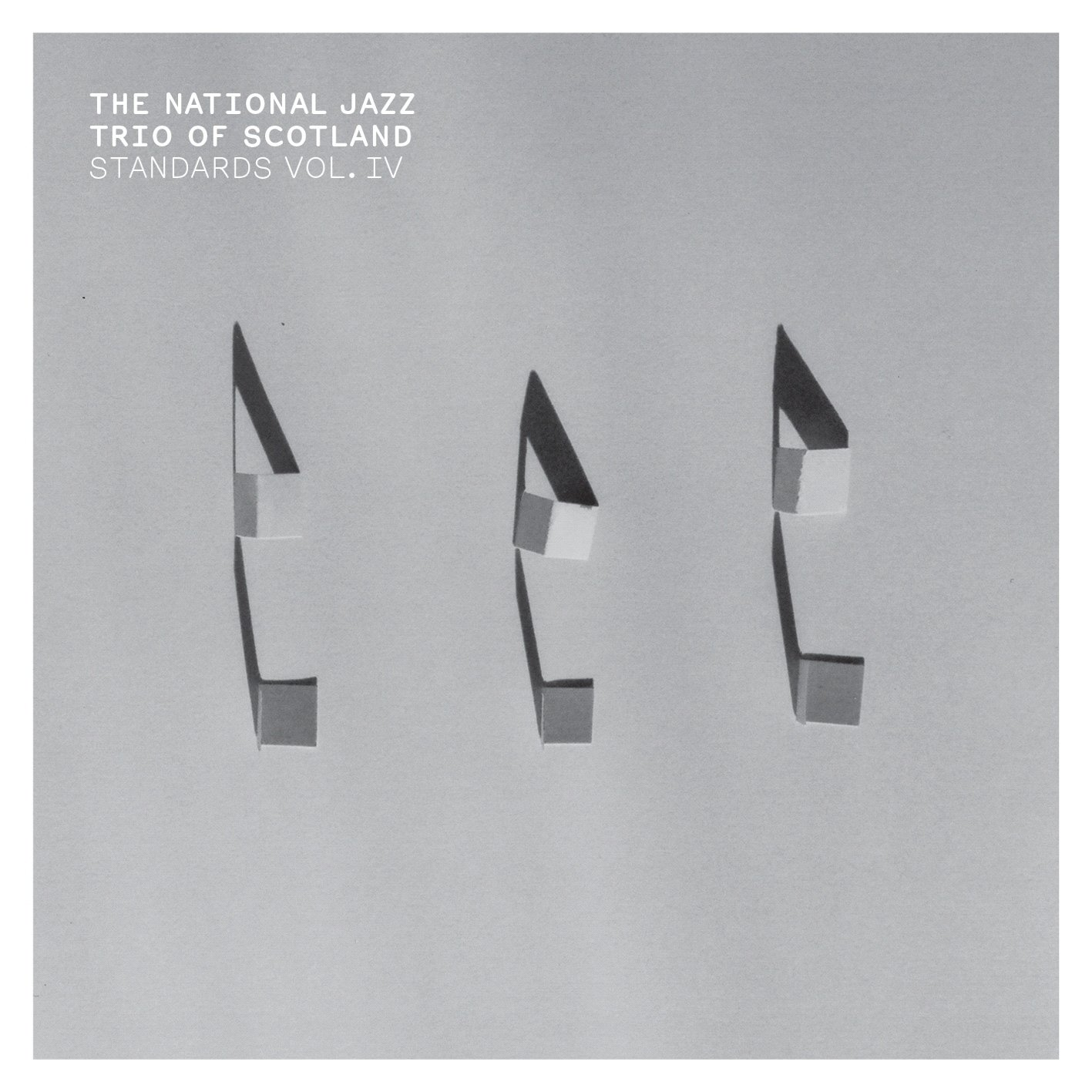 Vinilo : National Jazz Trio of Scotland - Standards Vol. Iv (LP Vinyl)