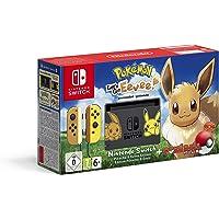 Console Videogames Nintendo Console SWITCH Pikachu & Eevee Edition + Pokémon: Lets Go, Pikachu! + Poké Ball Plus