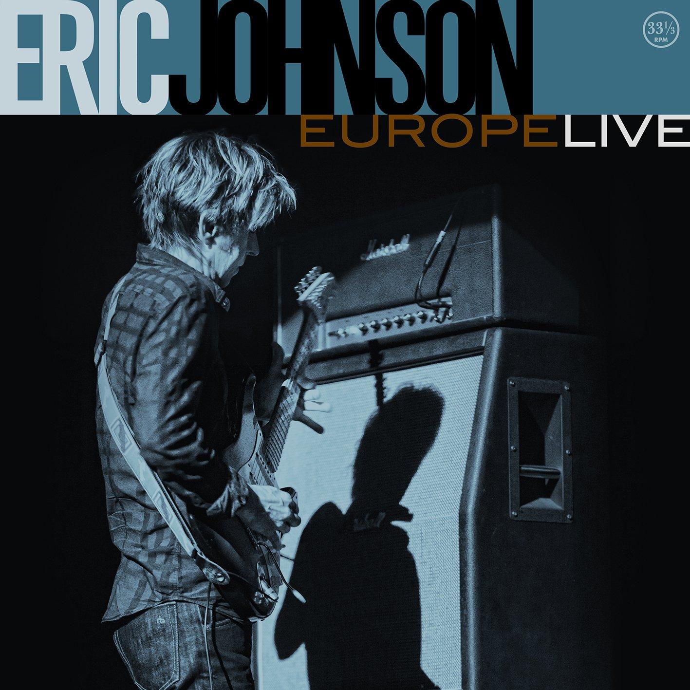 CD : Eric Johnson - Europe Live (CD)