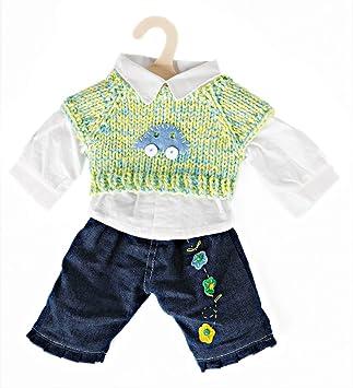 6e54cb4a4 Amazon.es  Heless - Ropa para muñecos bebé de 35-45 cm  Juguetes y juegos
