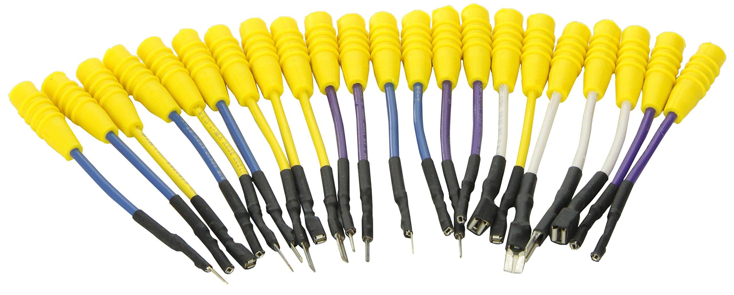 Waekon 77202 Perfect Mate Spade Terminal Probe Adapter Set by Waekon (Image #2)
