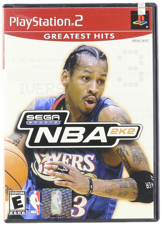 NBA 2K2 for PlayStation 2