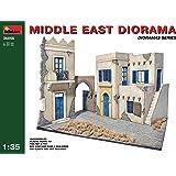 Miniart 1:35 Scale European Street Diorama Plastic Model Kit: Amazon