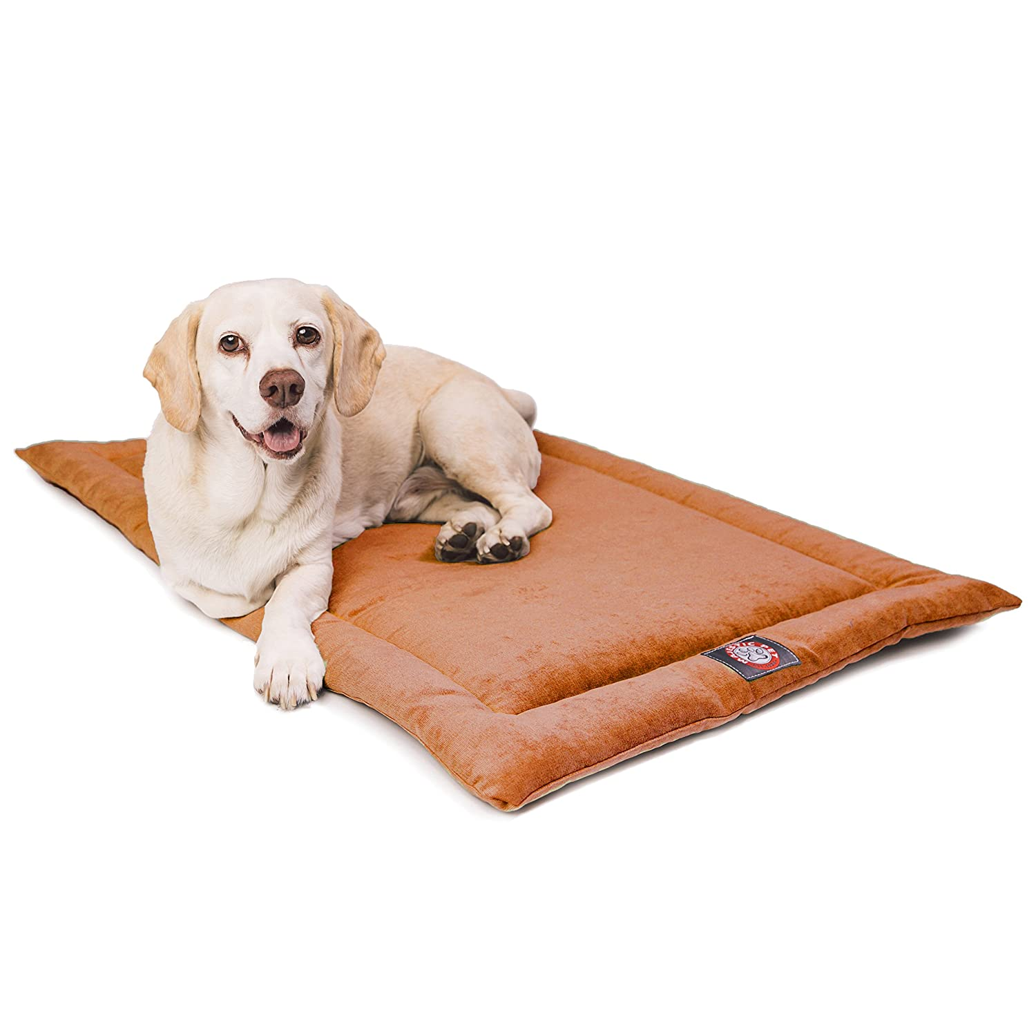 24  Villa orange Crate Dog Bed Mat by Majestic Pet Products