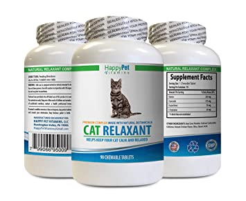 Amazon.com: HAPPY PET VITAMINS LLC Cuenco de estrés para ...