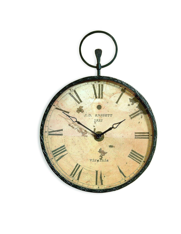 Amazon.com: Bassett Mirror Papa\'s Pocket Watch, Forged Bronze: Home ...