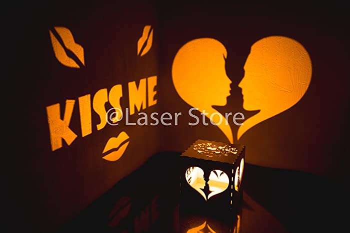 Nursery Night Lights Kiss Me Gift Girlfriend Birthday Ideas For Her Romantic Present