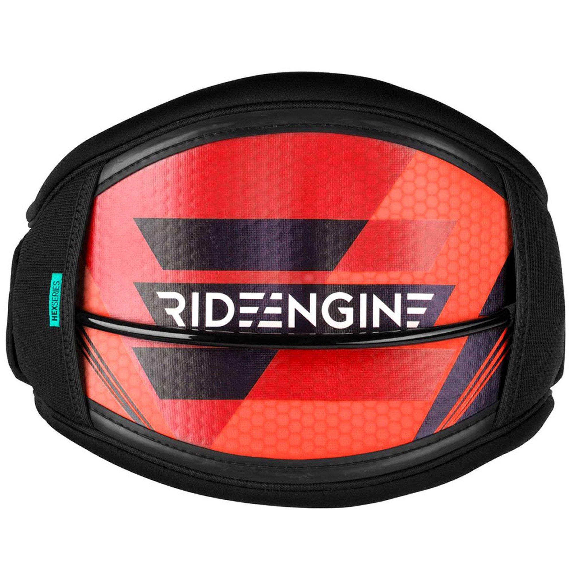 Ride Engine Kiteboarding HarnessHex-Core Orange Harness M by Ride Engine (Image #3)