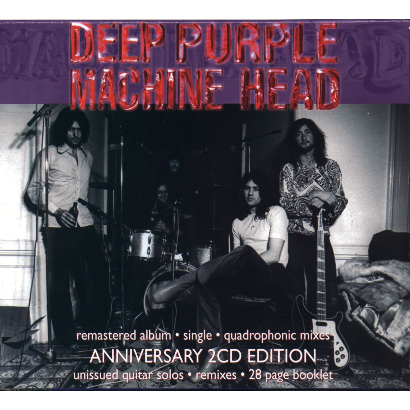 Deep purple pictures of home remastered music.