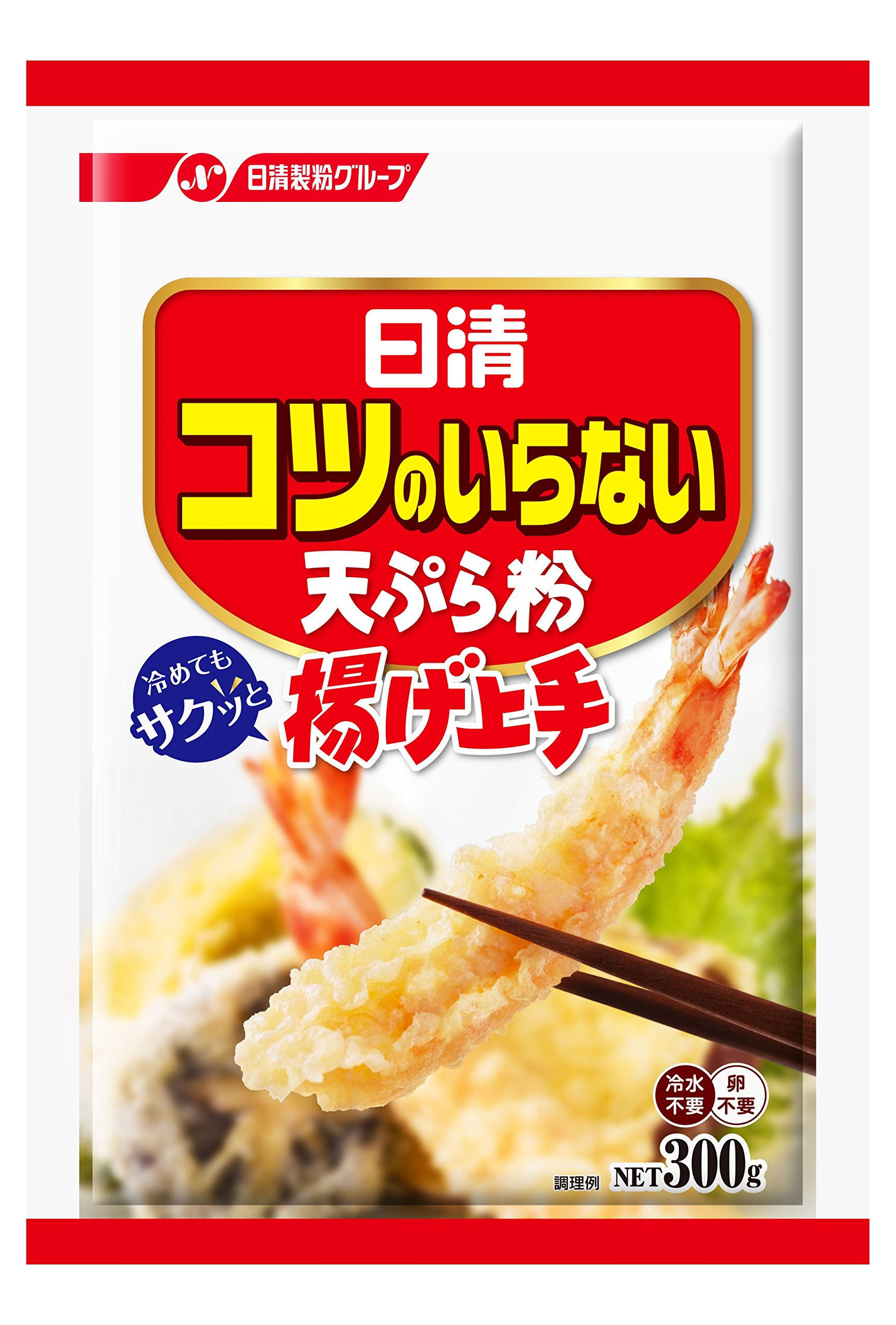 Sino-Japanese do not need a knack tempura flour fried good 300gX20 pieces by Tempura flour do not need a knack