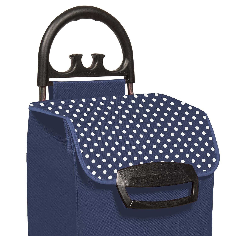 XL bleu Chariot de courses HIMY