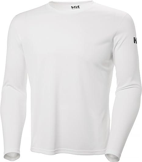 TALLA XL. Helly Hansen HH Tech Crew Camiseta Deportiva Manga Larga, Hombre