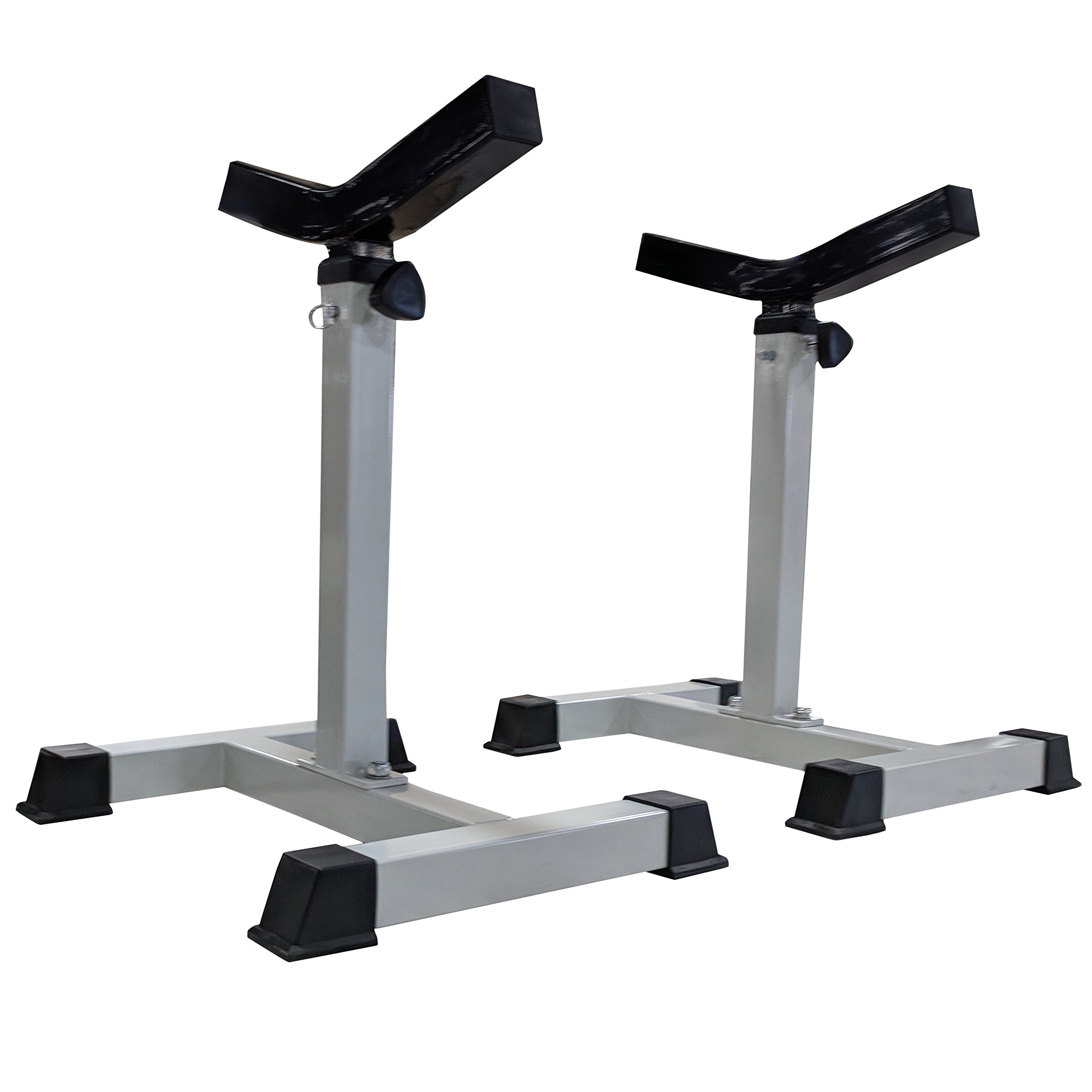 Titan Bench Press Spotter Stands
