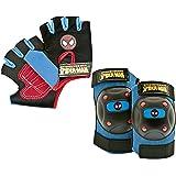 Bell Spider-Man Web Slinger Protective Gear, Multi, Age 4+
