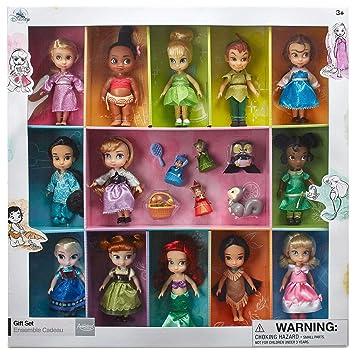 NEW Disney Animators/' Collection Aurora Doll Gift Set Disney