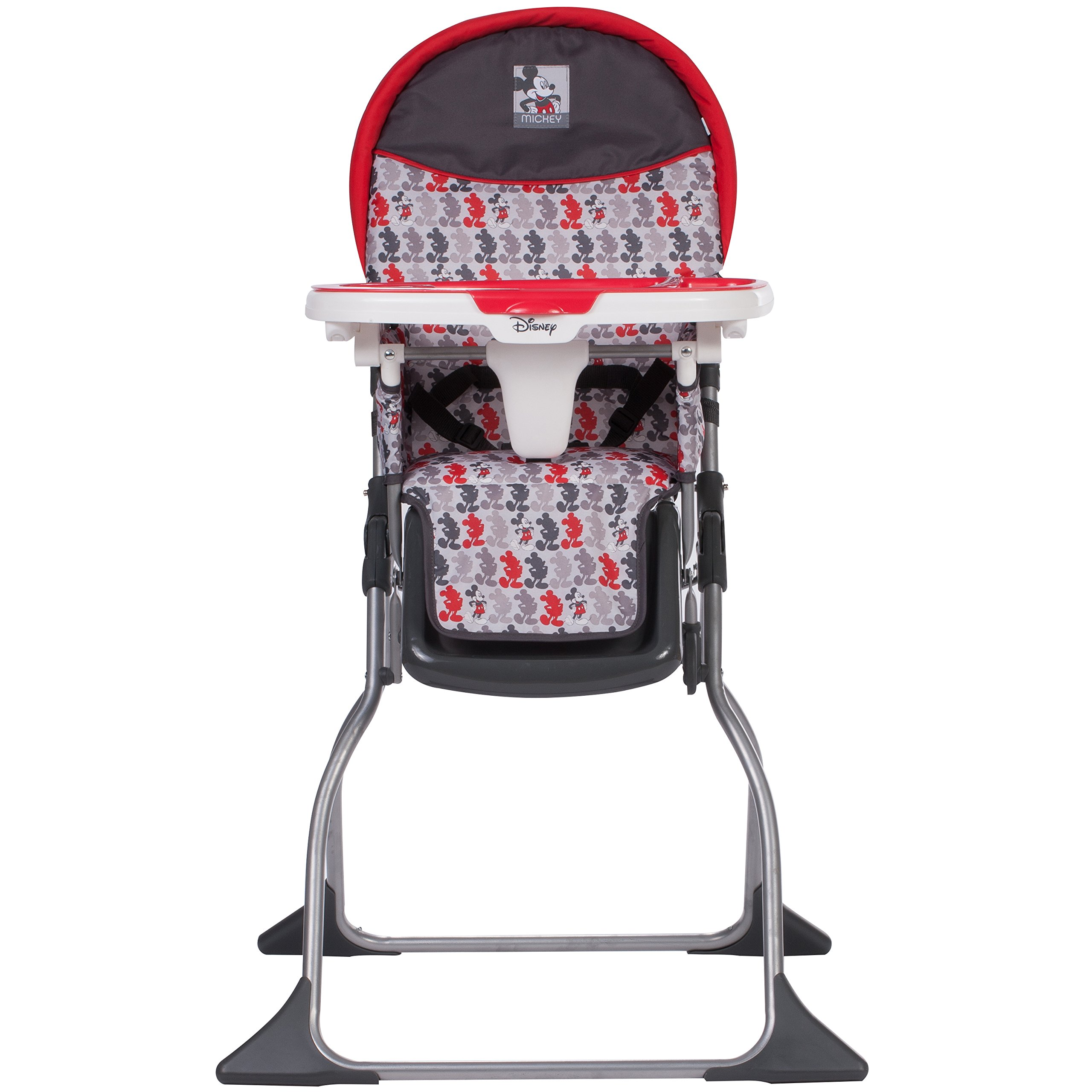 Disney Baby Simple Fold Plus High Chair, Mickey Line Up by Disney