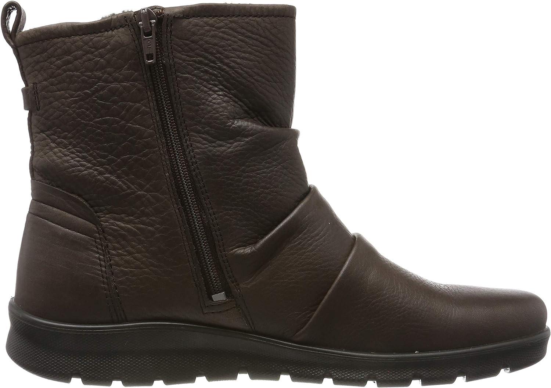 ECCO Damen Babett Boot Stiefeletten Braun Coffee 2072